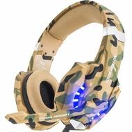 【美國代購】BENGOO立體聲遊戲耳機 適用於PS4 PC Xbox One控制器 Mac Nintendo Switch