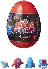 Smiggle Eraser World Scented Erasers Egg (Planet 1)
