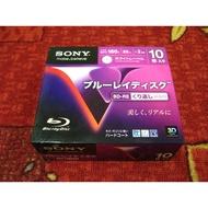 日本製,SONY BD-RE 25G 1-2X 錄畫用,10片800元