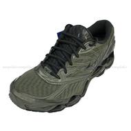 (AY) MIZUNO美津濃 男鞋 WAVE PROPHECY 8 慢跑鞋 運動鞋 超緩震J1GC190021 綠 [陽光樂活]