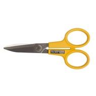 日本製OLFA防逃布剪刀防滑不鏽鋼剪刀SCS-2(布不易滑動鋸齒剪刀)縫紉剪刀布剪縫紉工具