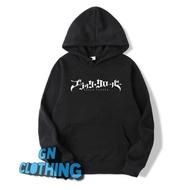Black Hoodie Anime Hoodie Jacket - Gn Clothing