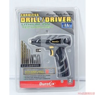 電鑽 手工具 Durofix 8v鋰電池電鑽 8伏特 充電 電鑽 鑽頭 COSTCO 好市多