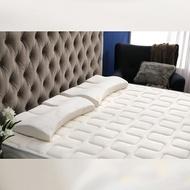 LaSova鬆頸舒眠枕優惠套組(鬆頸舒眠枕+鬆頸舒眠枕枕套-親膚抑菌系列乙件)