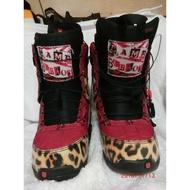 二手雪鞋(含運) ~ Burton Ritual Snowboard Boots
