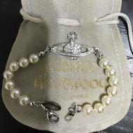 VIvienne Westwood土星珍珠手鍊