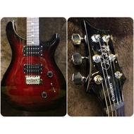 【成功樂器 . 音響】PRS SE Custom 24 Fire Red Burst 電吉他