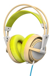 SteelSeries Siberia 200 Gaming Headset - Gaia Green (formerly Siberia v2) [並行輸入品]