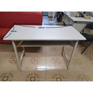 (二手)辦公桌椅/教學課桌椅(可折疊收納)