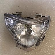 ECRIDE125 NEW HEAD LIGHT ASSY MOTORSTAR
