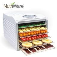 Nutriware 六層乾果機 食物乾燥機 果乾機 烘乾機 不鏽鋼層架 NFD-815D-周董的店