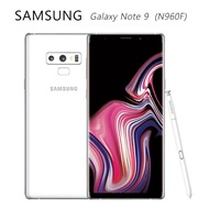 初雪白~三星 SAMSUNG Galaxy Note 9 (N960F) 6GB/128GB 全新S Pen旗艦手機~送軍規防摔殼