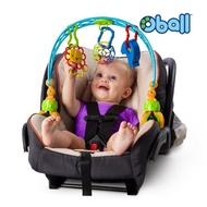 [Oball] Baby stroller Toy / Seebaby stroller toy strollers rattle Mobil Accessories