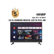 SHARP Android LED TV 2T-C32BG1I / C 32 BG1I (32 Inch)