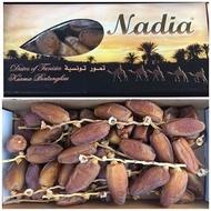 อินทผลัมแห้ง (ปริมาณ 500 กรัม) อินทผาลัม Palm Fruit อินทผลัม Deglet Nour เดกเล็ท นัวร์
