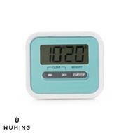 廚房 烹飪 電子計時器 定時器 時鐘 鬧鐘 響鈴 提醒 料理 烘焙 磁鐵 夾式 冰箱 碼表 露營 『無名』 M04101