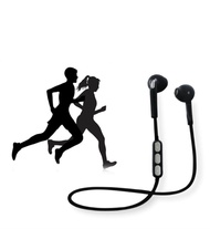 Wireless Bluetooth Headset Movement Running Ear Plugs Ear Type Stereo Binaural Private Mode Cross Border Bluetooth Headset.