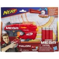 NERF Mega Talon Blaster Gun - Includes 3 Official Accustrike Mega Darts ปืนเนิร์ฟเมก้า