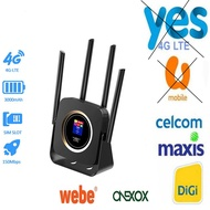 4G wifi router hotspot 4G LTE modem pocket wifi modem CPE 4g wifi sim card router 4g Network Access Points