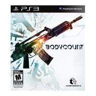 PS3 正面對決 Bodycount (英文版) 全新品