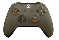 微軟 XBOX ONE S 原廠藍牙無線控制器 無線 手把 3.5mm耳機孔 PC XBOXONE 綠橘色 公司貨 台中