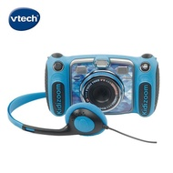 Vtech 多功能兒童MP3遊戲相機-藍