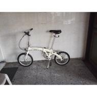 sepeda lipat polygon metro
