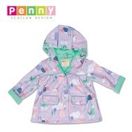 澳洲Penny Scallan 多功能 防水/防風/連帽外套-露比羊駝