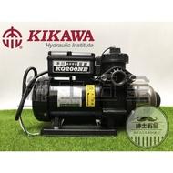 【紳士五金】❤️超熱銷❤️『最新款』KQ200NE 東元馬達 木川泵浦 1/4HP電子穩壓 高效能型 加壓機馬達 不生鏽