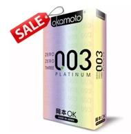 Okamoto 003 ถุงยางอนามัย