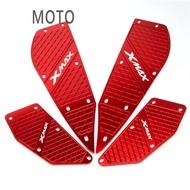 Honda Yamaha Xmax250 Xmax250 / 300 Modified Cnc Foot Pad Slip-resistant Accessories