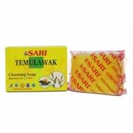 Sari Temulawak Cleansing Facial Soap Tansparant Soap