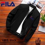 限時特價590 FILA 斐樂 男生外套 M~8XL 棒球外套 fila 風衣 夾克 飛行外套 短款 正韓 商務休閒外套
