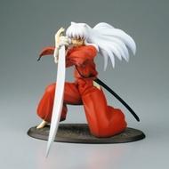 18-23cm Inuyasha Sesshoumaru Dog Demon Tessaiga Tenseiga Sword Action Figure Anime Inuyasha PVC Figure Collectible Model Toys