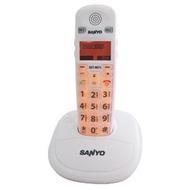【全球家電網】SANYO DECT數位話機 黑色 DCT-9971 長輩機 銀髮族最愛話筒音量大