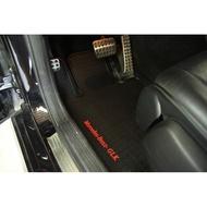 賓士 Mercedes Benz GLK 全橡膠地墊 腳踏墊 腳墊 橡膠材質 不是海馬 通過SGS驗證
