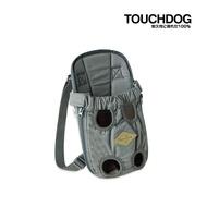 TOUCHDOG 寵物外出便攜包 胸前雙肩包款 外出包 寵物 狗狗 犬用 提包 寵物背袋 犬用 寵物包