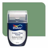 Dulux Colour Play Tester Autumn Crisp 70GY 30/254