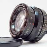 早期小B, 17葉版本 Carl Zeiss Jena 紅T Biotar 58mm f2 (極新淨)