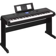YAMAHA DGX-660伴奏數位鋼琴(三支踏板)