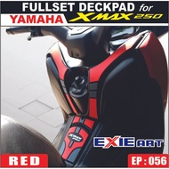 Dkg6hb Deckpad Yamaha Xmax 250 - Xmax Gasoline Cover Protector - Xmax Accessories