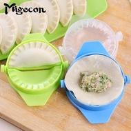 Migeconแม่พิมพ์ทำขนมจีบ,เครื่องทำขนมจีบพายเครื่องทำขนมอบแพ็คพลาสติกเกรดอาหารCozinha 6ชิ้น/ชุด