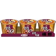 統一 阿Q桶麵-韓式泡菜風味(102gx3桶/組)[大買家]