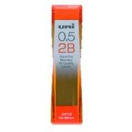 【史代新文具】Uni三菱 202ND-2B 0.5mm超最強筆芯
