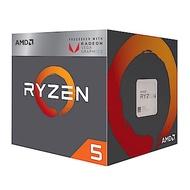AMD Ryzen 5 2600X 中央處理器