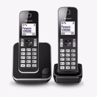 Panasonic KX-TGD312CX Cordless DECT Phone (Multipack) with Baby Monitor, Call Blocking and Local Warranty