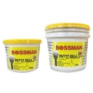 Wall Putty Filler Ready Mix Filling Cracks & Holes 0.5kg / 1.5kg Putty Filla / Dinding Plaster