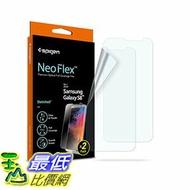 [106 美國直購] Spigen 手機螢幕保護貼 Samsung Galaxy S8 Screen Protector NeoFlex [2 Pack]