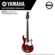 PRE-ORDER (Dec/Jan) Yamaha BB235 (Raspberry Red) Electric Bass Guitar - BB Series Electronic Guitars Absolute Piano - The Music Works GA1
