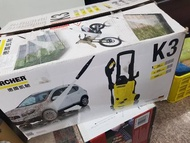 福利品 德國 KARCHER 凱馳 高壓清洗機/洗車機 K3